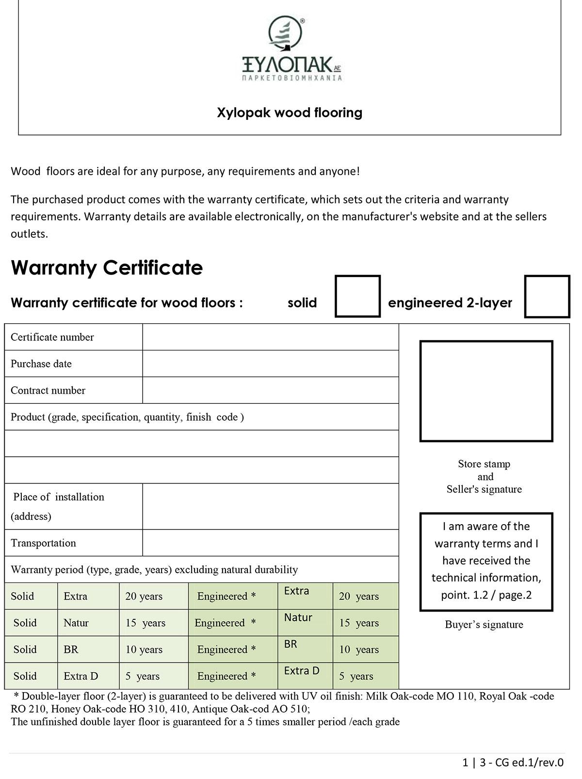 warranty-certificate---Xylopak-S